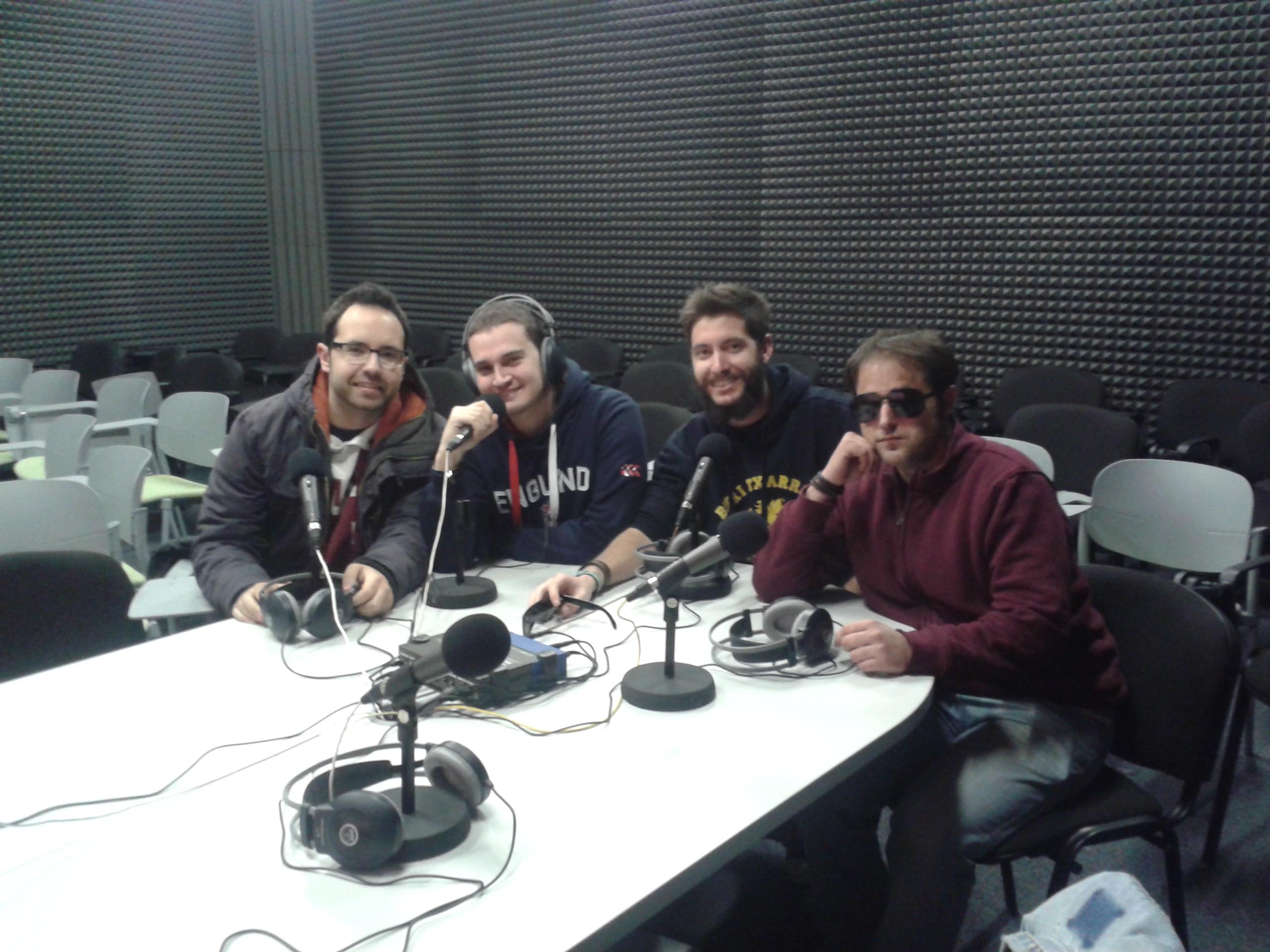Entrevista al grupo Ciempiés