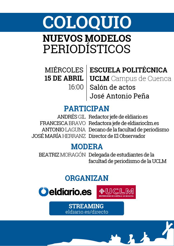 Nuevos modelos periodísticos a debate en la UCLM