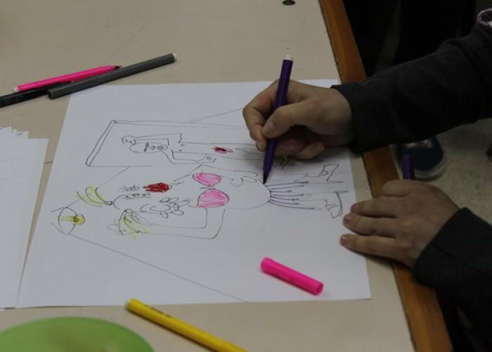 Batalla de ilustradores